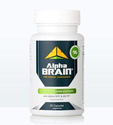 Alpha BRAIN™