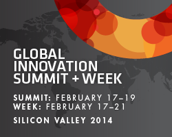 Come join us! The Global Innovation Summit + Week