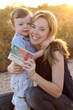 Julie Rustad, Mom and Creator of Desert Dwellers Flash Cards, alphabet animal educational flash cards