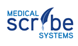 Medical Scribe Systems' new logo