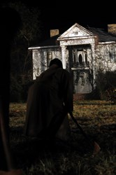 """DARK HOUSE""  directed by Victor Salva, with Tobin Bell as ""Seth."" NY & LA theaters 3/14, Home entertainment 3/11."