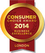 2014 London Consumer Choice Award Winners