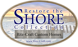 Ritz-Craft's Restore the Shore Collection of Homes