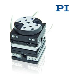 Economical Miniature Precision Piezo Positioners from PI