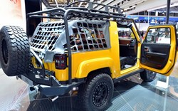 Transamerican Auto Parts BAIC Jeep parts tonneau covers