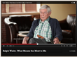 Ralph Waite - One of His Last Interviews