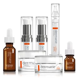 Dermarie high performance anti-aging skin care collection