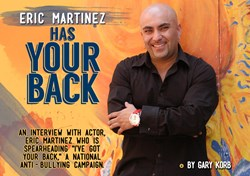 cigars, eric martinez, cigar advisor, interview, i got your back, anti-bullying