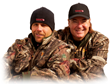 "Shawn Michaels and Keith Mark from ""MacMillan River..."