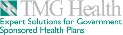 TMG Health to Sponsor and Exhibit at Medicaid Conference November...