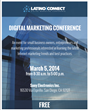 Hispanic Chamber of E-Commerce to Host Social Media Marketing Experts at Latino iConnect Digital Marketing Conference on March 5 at Sony in San Diego