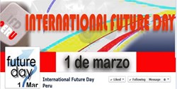 March 1st, International Futures Day celebrated in Peru