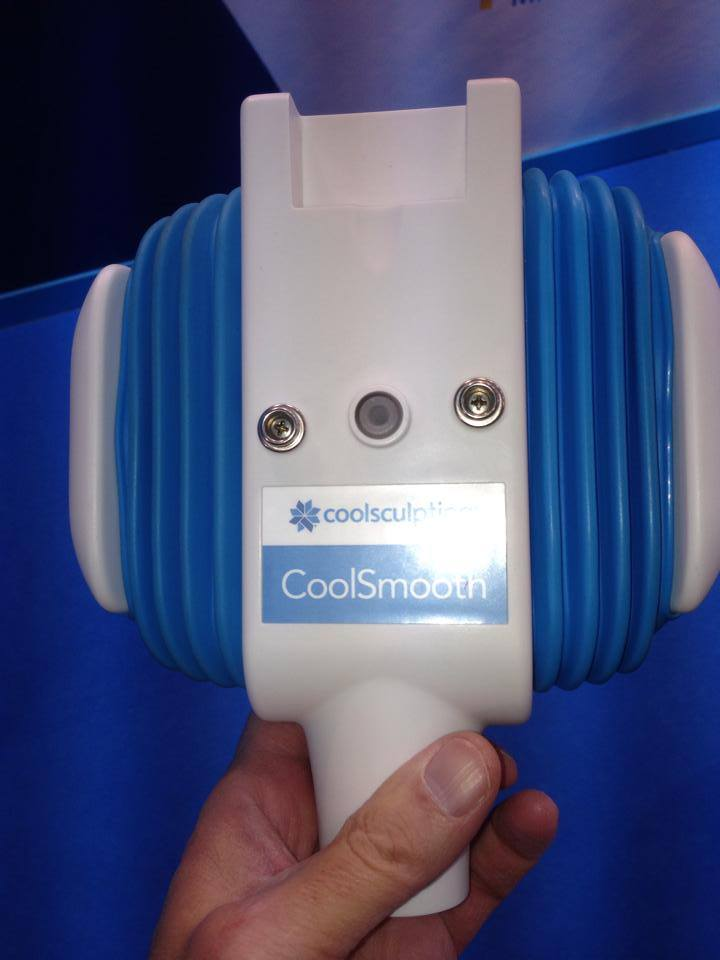 New Coolsmooth Handpiece By Zeltiq Enables Previously