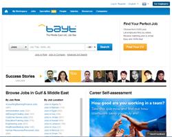 Bayt.com Homepage