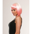 'Cherry'  - New pastel pink and white ombre dip dyed wig by Wonderland Wigs