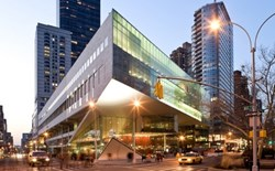 New York's Julliard School