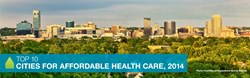 Livability.com Top 10 Cities for Affordable Health Care