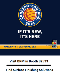 Visit BRM in Booth #82533