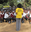 A seminar in the technology of study developed by Scientology Founder L. Ron Hubbard: Scientology Volunteer Ministers of Uganda have conducted seminars at schools throughout the country.