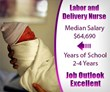 Labour and Deliver Nurse Salary Statistics, Just Posted By Nursing...