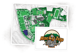 rocky top sports world complex mock-up
