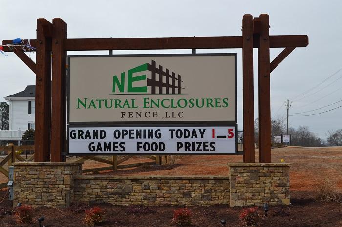 Natural Enclosures In Mcdonough Ga Recently Celebrated