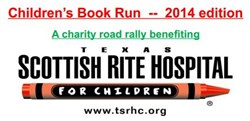 Children's Book Run