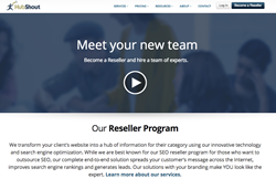 HubShout SEO Reseller Program