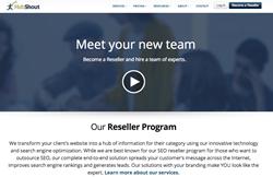 HubShout SEO Reseller Program