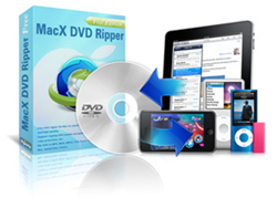 MacX DVD Ripper Mac Edition Enhanced with Support for Adding External Subtitles