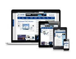 Diversified Machine Systems New Responsive Website