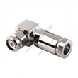 TNC Male Clamp Right Angle For LMR400 -RF Connector