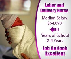 Labour and Deliver Nurse