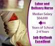 How to Become a Labour and Delivery Nurse?:  Guide Spotlighted at...