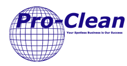 Cleaning company offering industrial, commercial and office cleaning services.