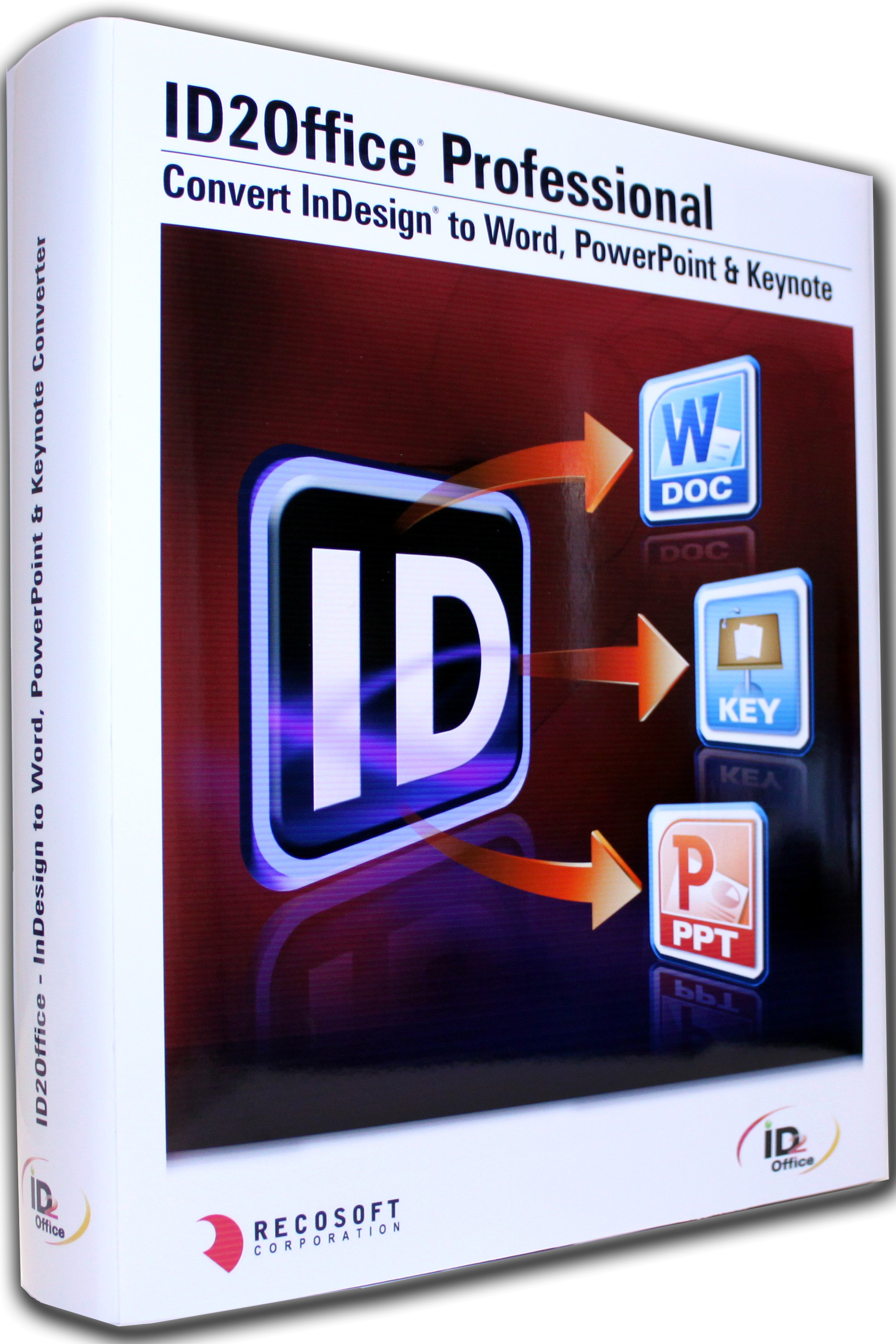Recosoft ships ID2Office v2 1 – Convert InDesign files to Word