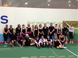 Calgary northwest boot camp