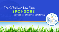 First Tee of Denver Scholarship O'Sullivan