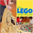 DIY LEGO storage and play mat