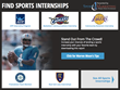Sports 1 Marketing and Internships.com Launch Sports Internships...