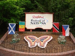 festival of nations sign