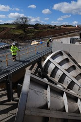 White Cart Flood Alleviation Scheme Hydro-Brakes
