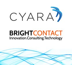 Cyara and BrightContact at Contact Centre World, Berlin