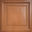 Westminster style (Faux Wood) ceiling tile in Caramel Wood