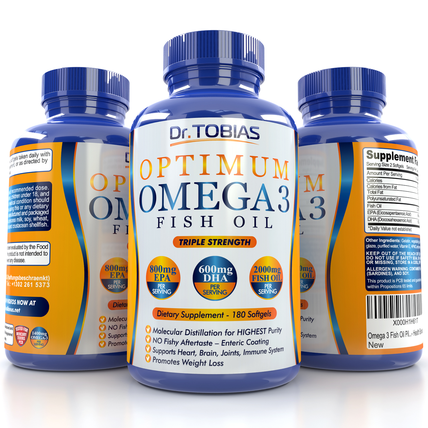 Most Fish Oil is Garbage: How to Find the Best Omega 3 ...