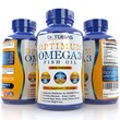 Dr. Tobias Optimum Omega 3 Fish Oil Supplement