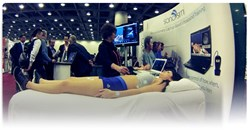 Live Scan ultrasound training demo