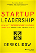 "Jossey-Bass Releases ""Startup Leadership: How Savvy Entrepreneurs..."