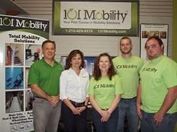 101 Mobility San Antonio Team
