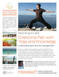 Pain Management with Yoga Course Offered by The Sivananda Yoga Retreat...